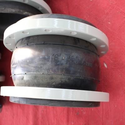 JGD型可曲挠单球橡胶接头